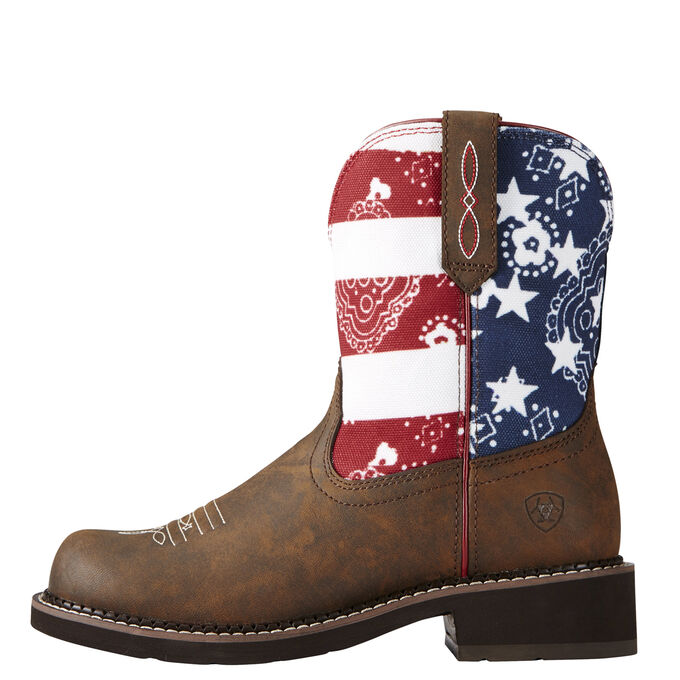 Fatbaby Heritage Western Boot