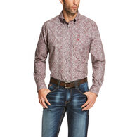 Seville Print Shirt
