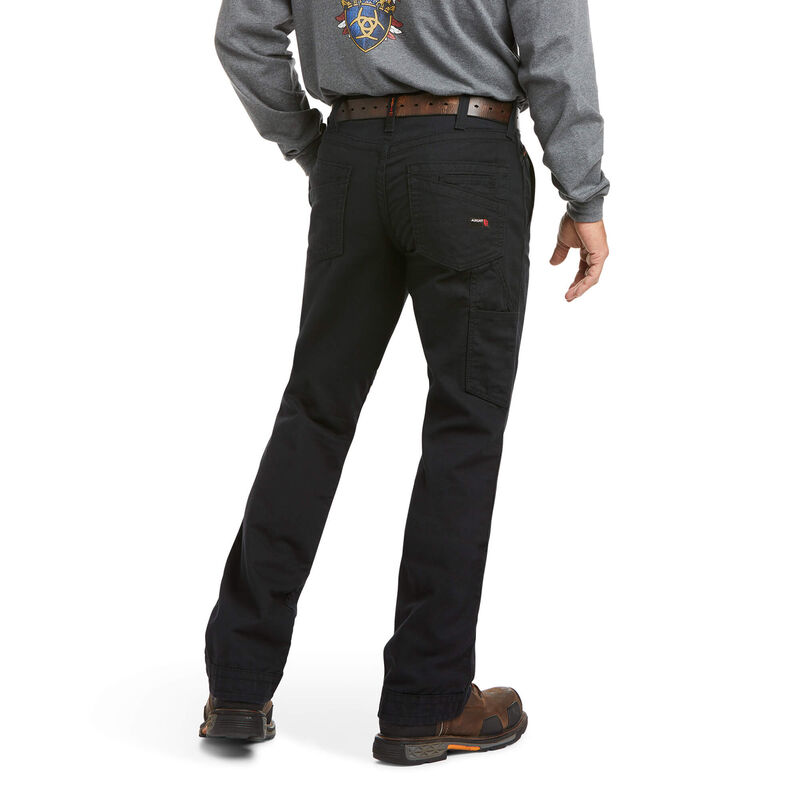 Ariat FR M4 Low Rise Workhorse Boot Cut Pant Grey 30x30