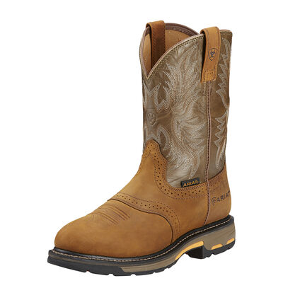Workhog Pull-on Work Boot