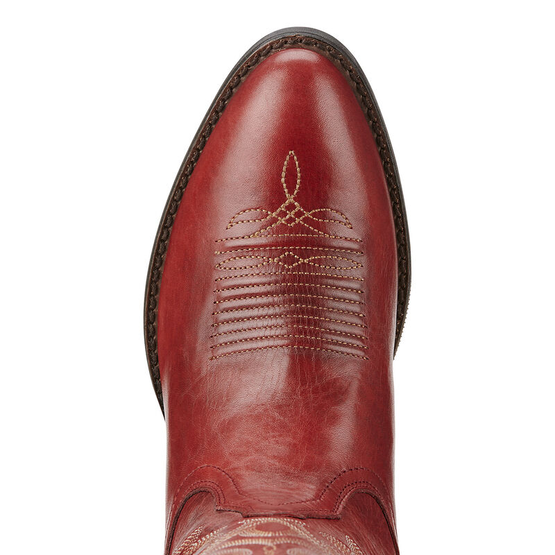 Round Up R Toe Western Boot