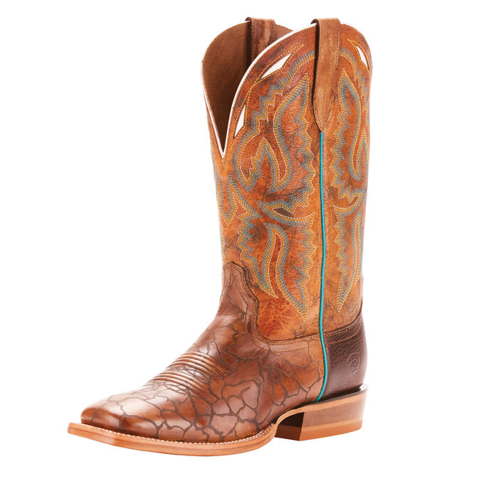 Bronc Stomper Western Boot