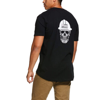 Rebar Cotton Strong Roughneck Graphic T-Shirt