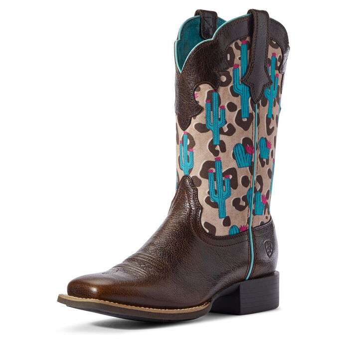 Round Up Willow Western Boot