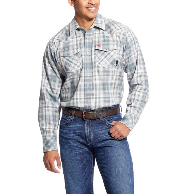 FR Noble Retro Fit Work Shirt