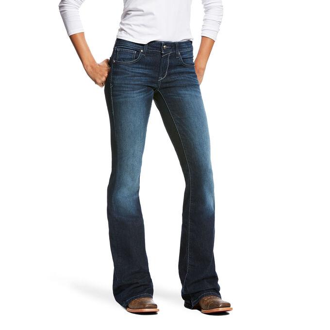 Motion Ultra Stretch Wide Leg Trouser Jean