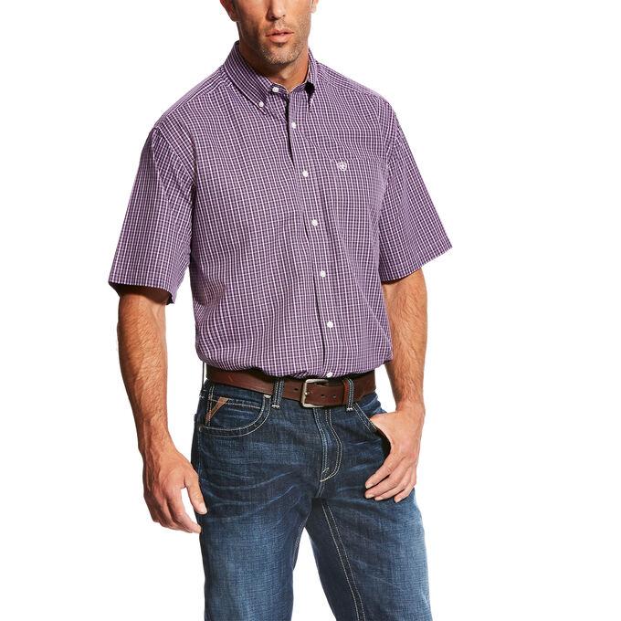 Wrinkle Free Parlan Shirt