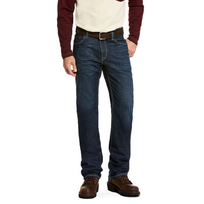 FR M4 Relaxed DuraStretch Lineup Stackable Straight Leg Jean