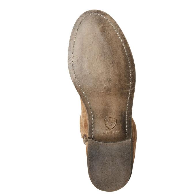 3e0164a49bb Farrah Fringe Western Boot