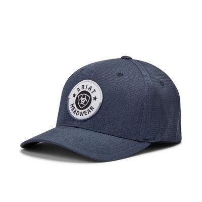 Round Logo Patch Cap