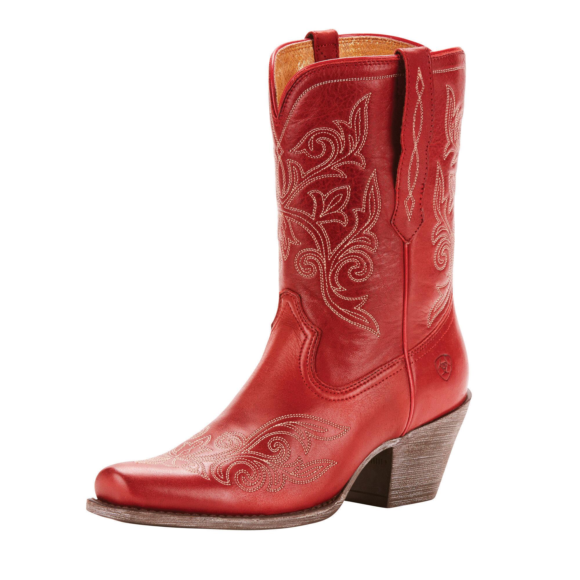 Round Up Rylan Western Boot