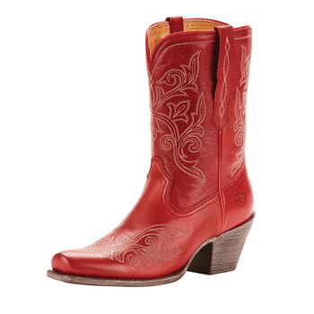 Round Up Rylan Western Boot