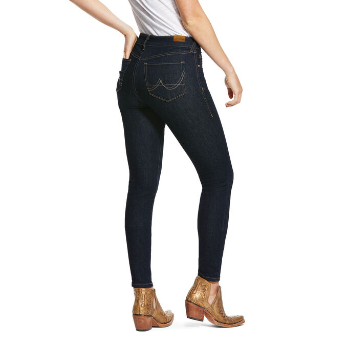 Ultra Stretch Perfect Rise Ultra Stretch Sidewinder Skinny Jean
