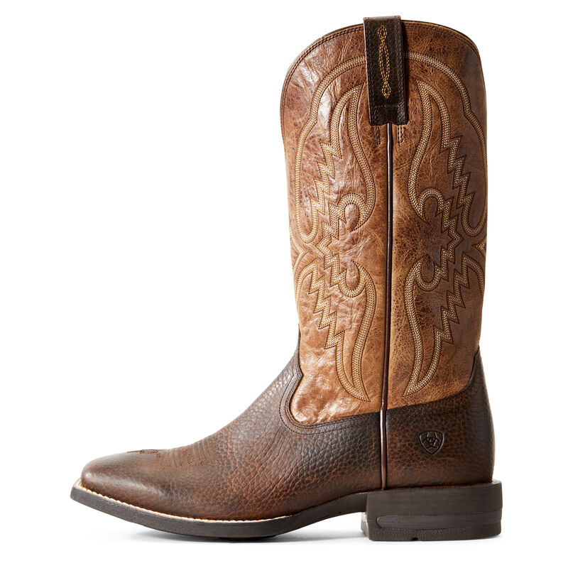 Round Pen Western Boot