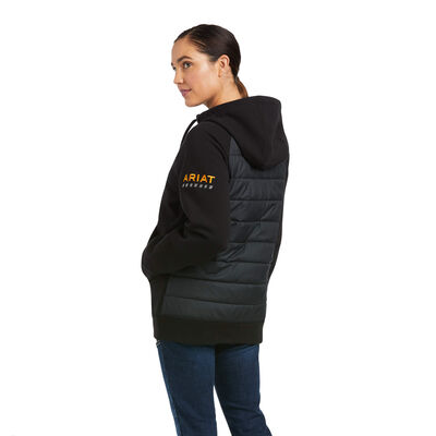 Rebar Thermic Insulated Full Zip Hoodie