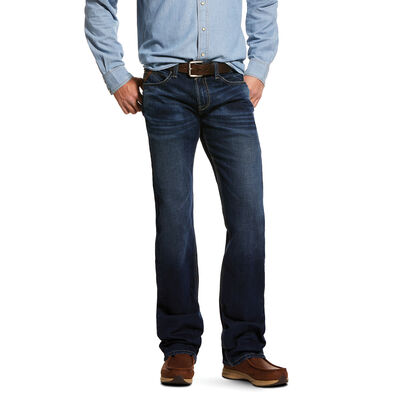M7 Rocker Stretch Montecito Stackable Straight Leg Jean
