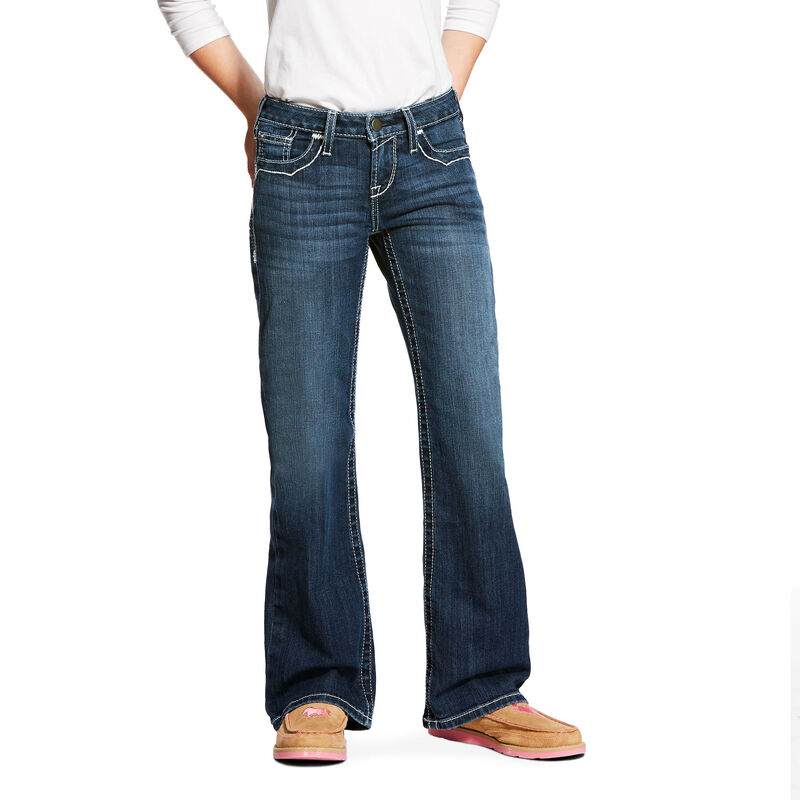 Entwined Boot Cut Jean