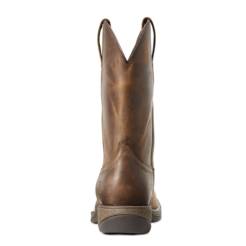 Ranch Work Western Boot