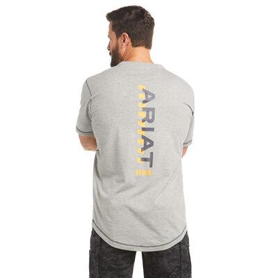Rebar Workman Logo T-Shirt