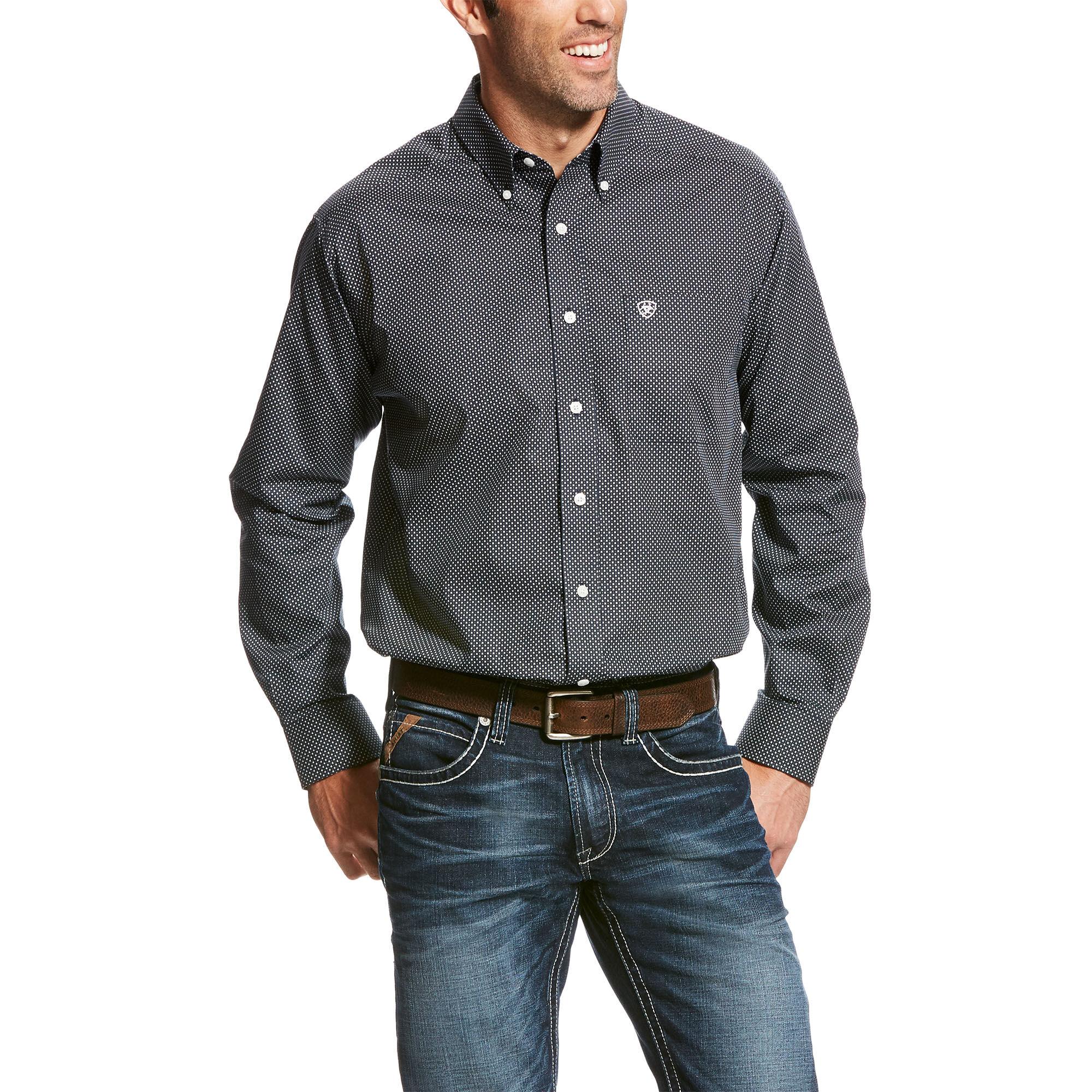 Wrinkle Free Uffner Shirt