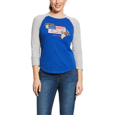 REAL Vintage Flag T-Shirt