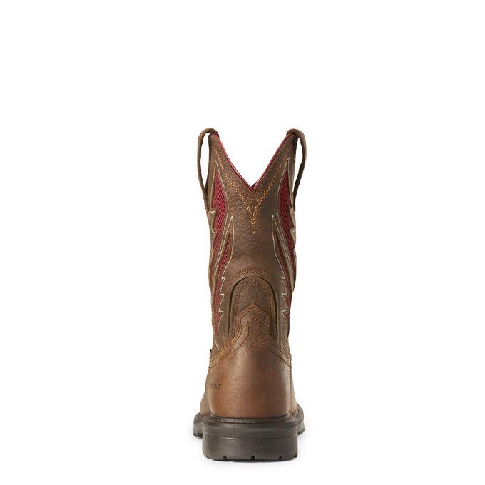RigTek VentTEK Composite Toe Work Boot
