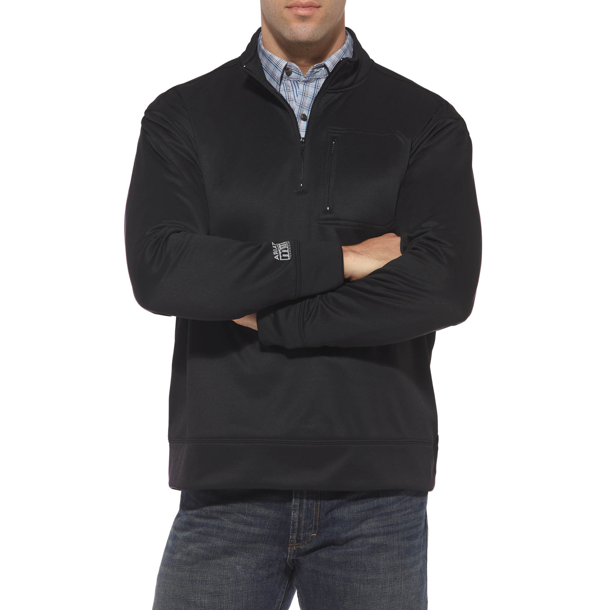 TEK Fleece 1/4 Zip Top