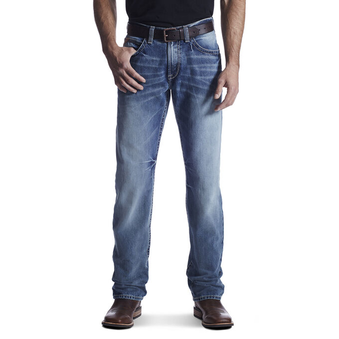 M3 Loose M3 Bandit Stackable Straight Leg Jean