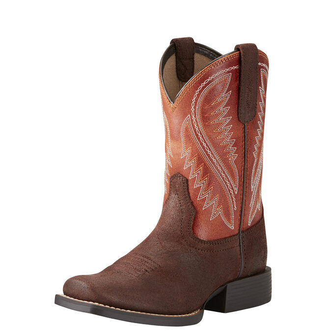 Hoolihan Western Boot