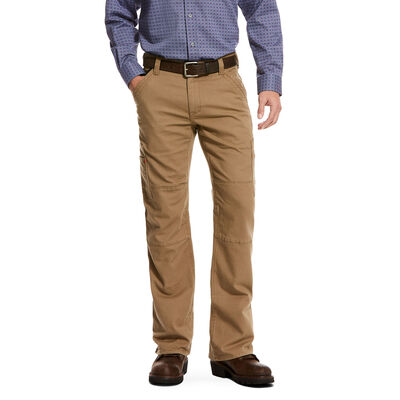 FR M5 Slim Stretch DuraLight Canvas Stackable Straight Leg Pant