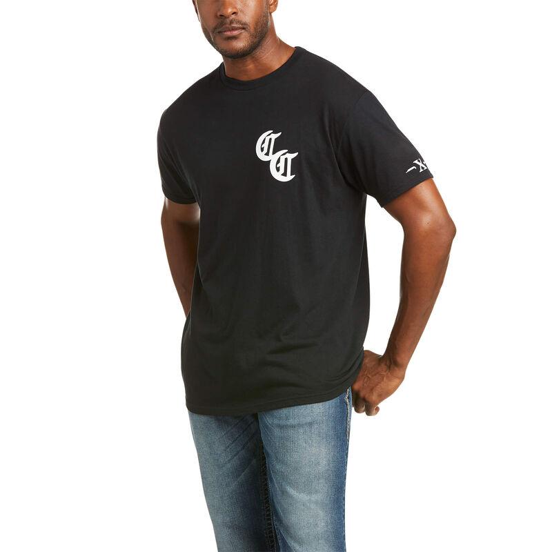 Compton Cowboys Ariat T-shirt