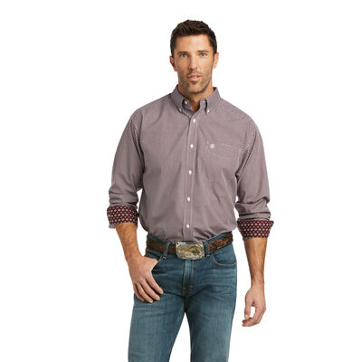 Wrinkle Free Orson Classic Fit Shirt