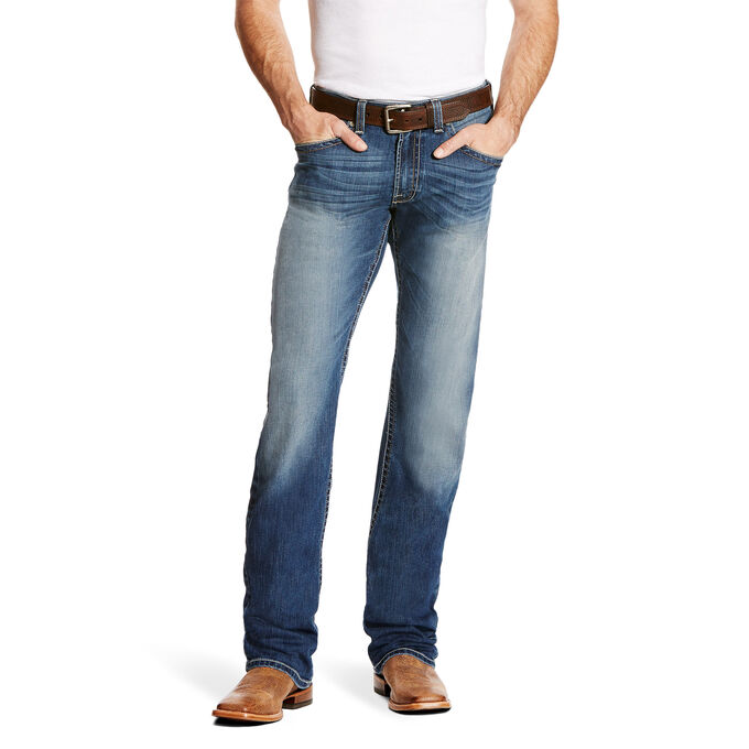 M5 Slim Chapman TekStretch Stackable Straight Leg Jean