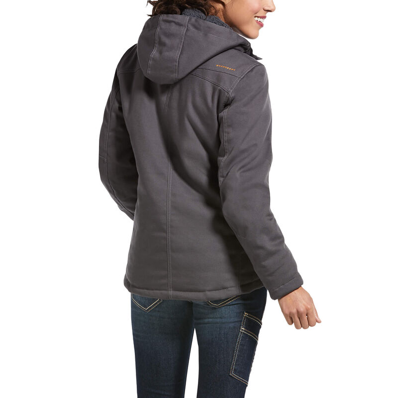 Rebar DuraCanvas Insulated Jacket