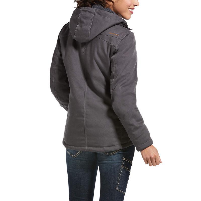 Rebar DuraCanvas Insulated Jacket