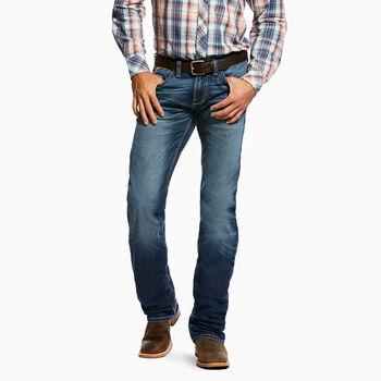 M7 Rocker Concord Stretch Stackable Straight Leg Jean