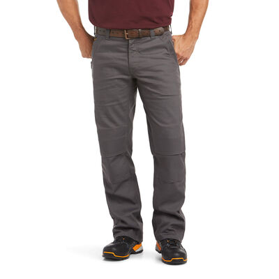 Rebar M4 Relaxed DuraStretch Canvas Utility Boot Cut Pant