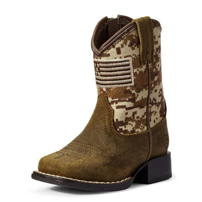 Toddler Lil' Stompers Dallas Boot