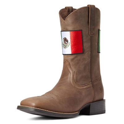 Sport Orgullo Mexicano II Western Boot