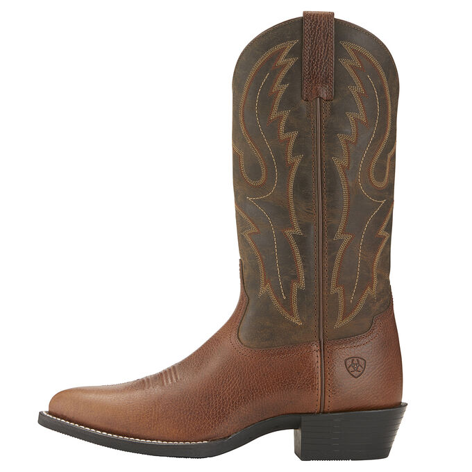 Sport R Toe Western Boot