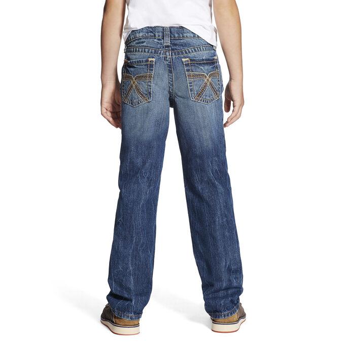 B5 Slim Addison Stackable Straight Leg Jean