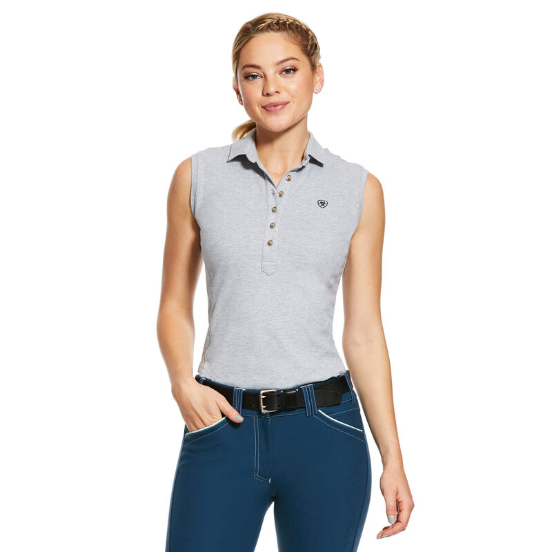 Prix 2.0 Sleeveless Polo Shirt