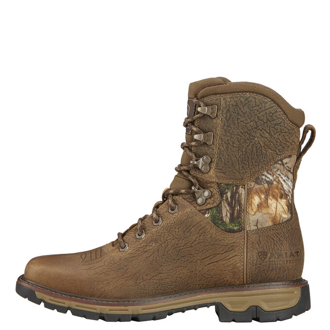 """Conquest 8"""" Waterproof Hunting Boot"""