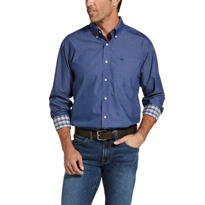 Wrinkle Free Mitchell Classic Fit Shirt