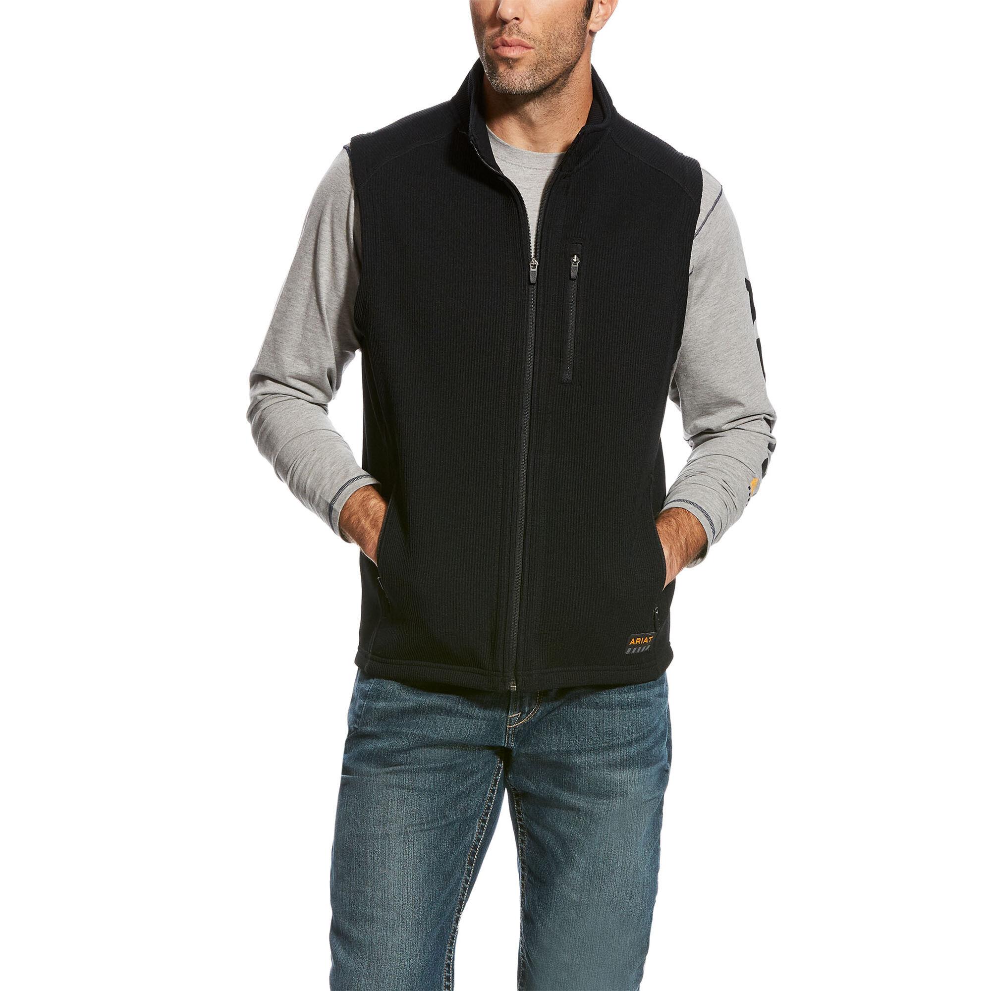 Rebar DuraTek Fleece Vest