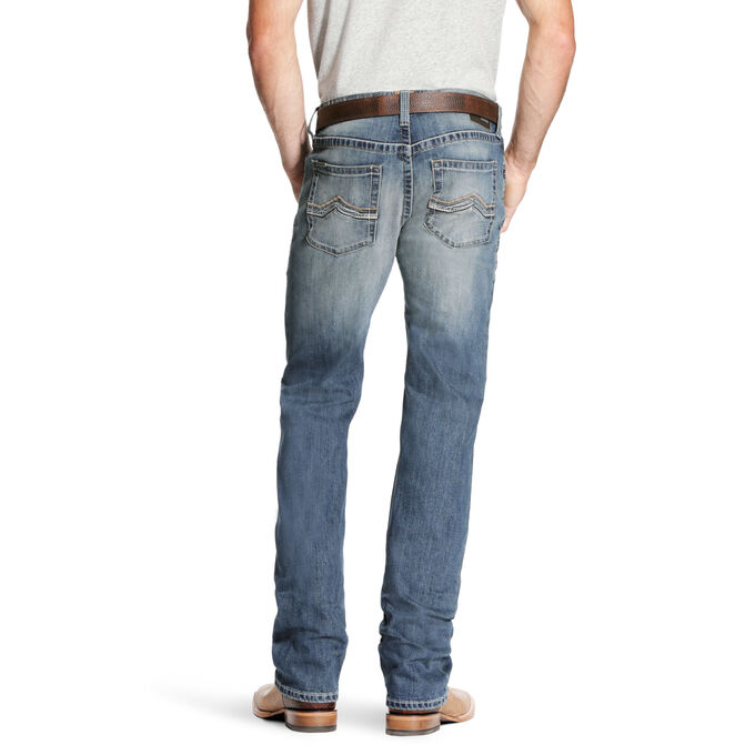 M5 Slim Jett Stretch Stackable Straight Leg Jean
