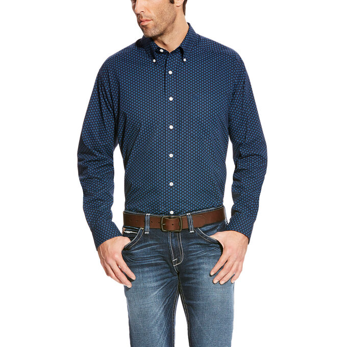 Wrinkle Free Zerwood Shirt