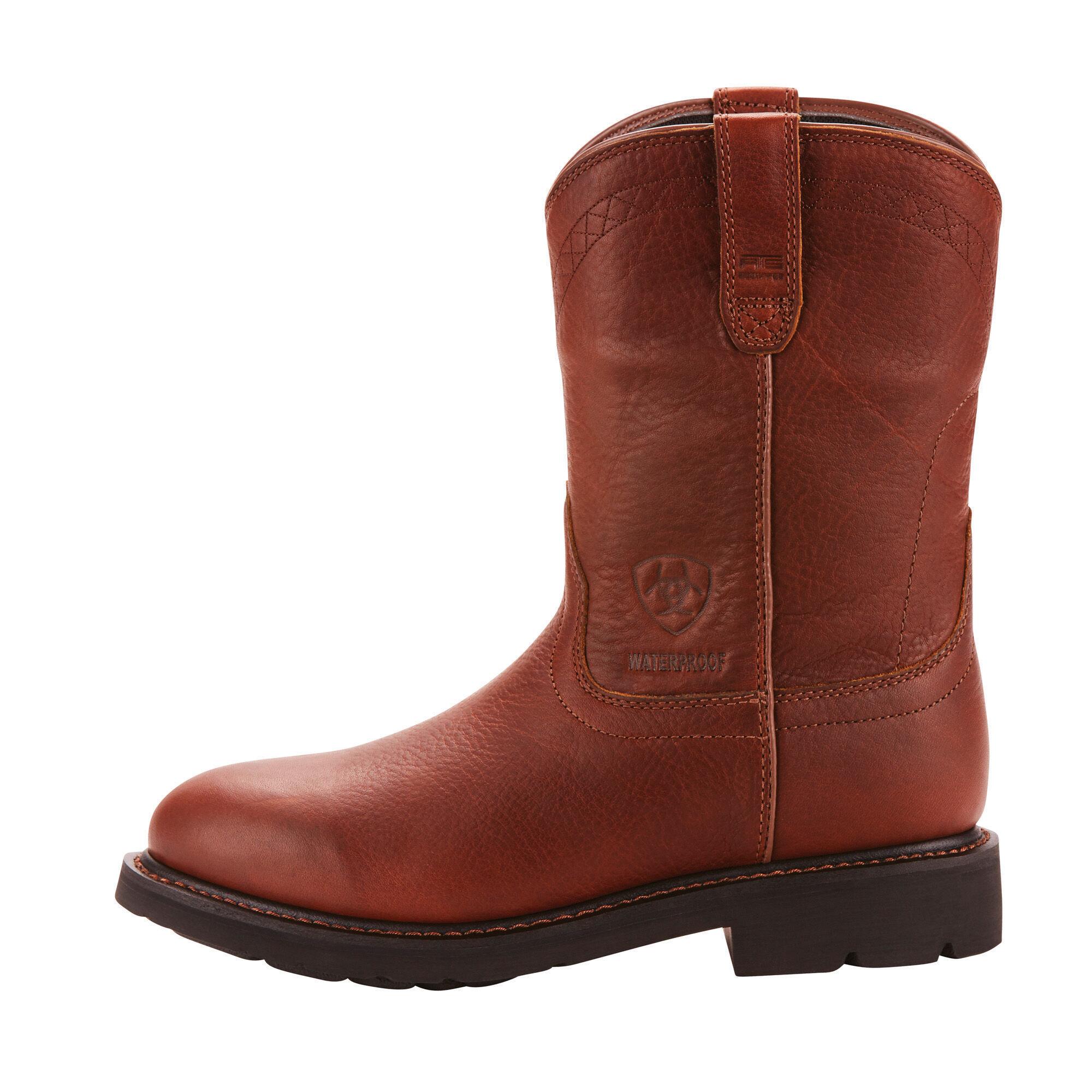 Sierra Waterproof Work Boot | Ariat