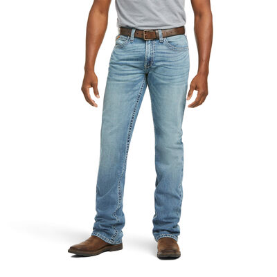 M4 Low Rise Stretch Edwards Stackable Bootcut