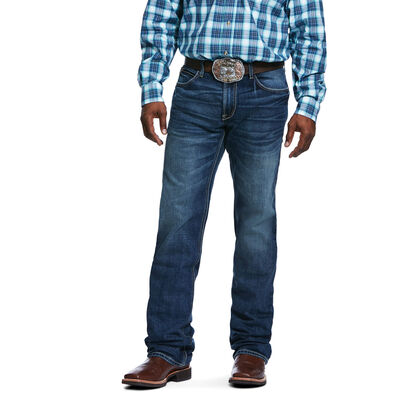 M4 Low Rise Stretch Angler Boot Cut Jean